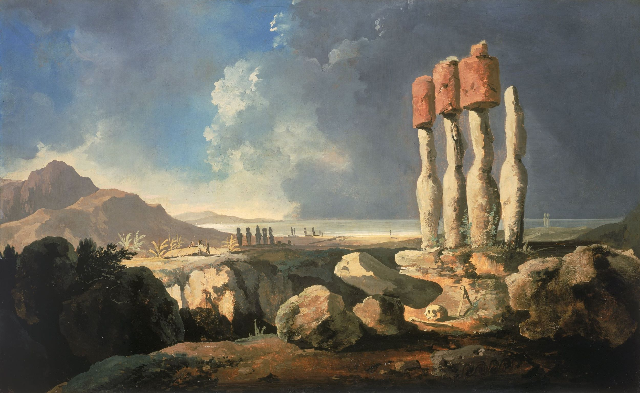 1-41-william-hodges-a-view-of-the-monuments-of-easter-island-rapanui