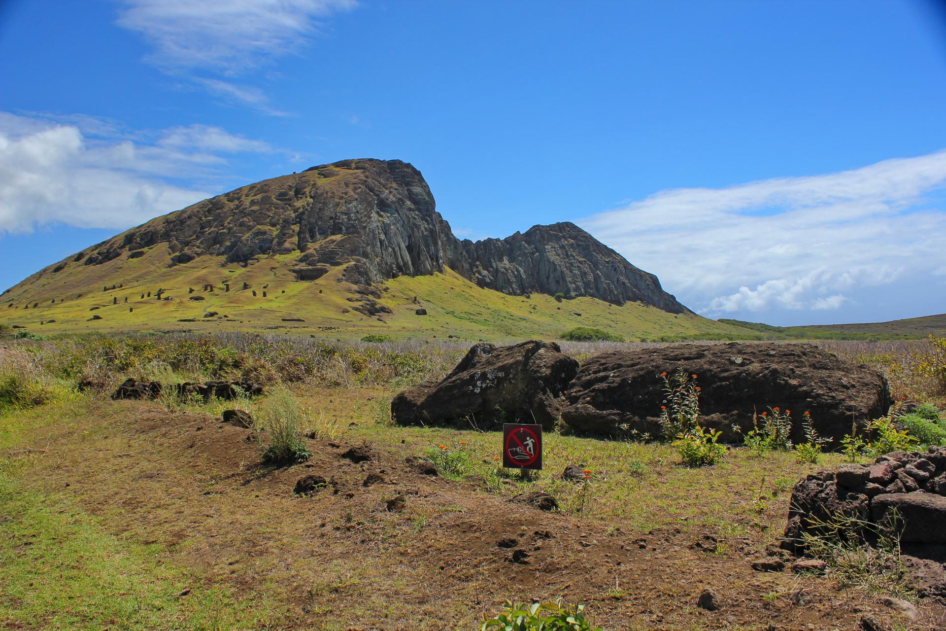 Te Ara O Te Moai