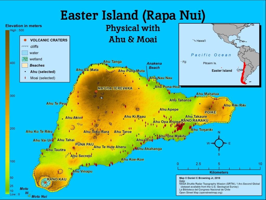 Easter Island Ancient Dan