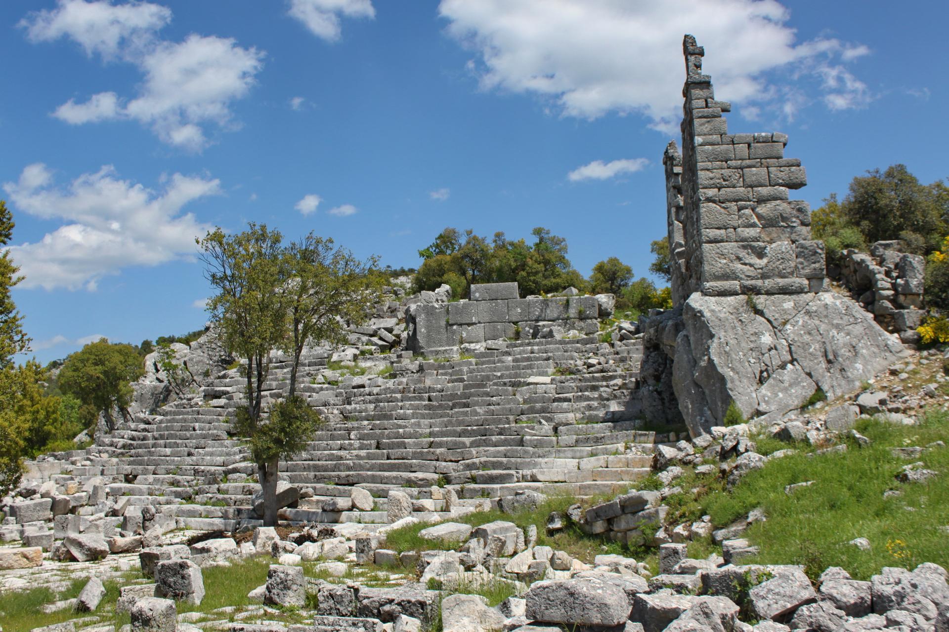 Adada: Acropolis