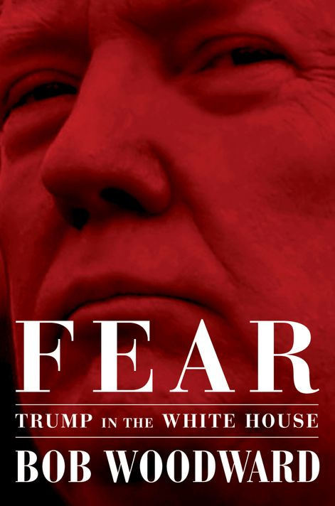 Bob Woodward's new book about the Trump White House